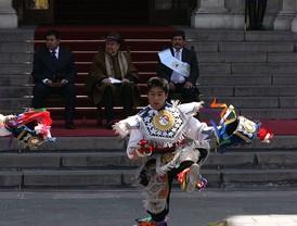 Piezas de Machu Picchu llegarán mañana en caravana a Palacio de Gobierno