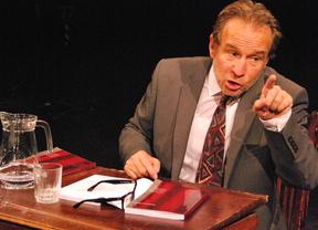 'El profe': lección de teatro, puro teatro con un magistral Gabriel Garbisu