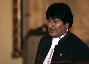 Evo Morales la vuelve a montar criticando que haya que 'rendir cuentas' al Rey en las Cumbres Iberoamericanas