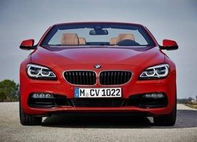BMW presenta la nueva serie 6 para afianzarse en el segmento superior de automóviles