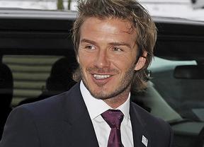 David Beckham hace historia: será el primer hombre portada de la revista 'Elle'