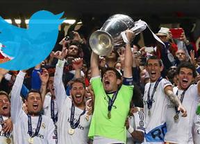 Twitter también vibró con la final de la Champions y la celebración madridista