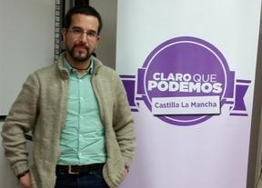 Podemos cree 'negativa' la reforma electoral de Castilla-La Mancha pero dice que no les afectará