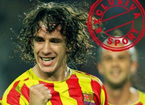 El Barça aprovecha la Diada para enfundarse la 'senyera'