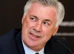 Ancelotti, más 'blanco' que nunca en vísperas del clásico: