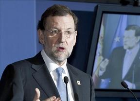 Rajoy rinde homenaje a Fraga en Galicia y es a quien le