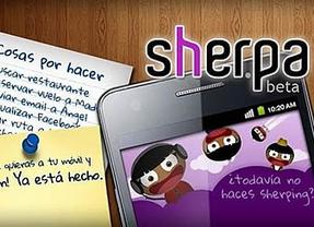 Sherpa, el Siri español, lanza su versión 2.0 y se adapta a 'tablets'