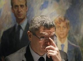 El juez Castro recibe más datos para llamar a declarar a Ruiz-Gallardón por pagos a Urdangarín