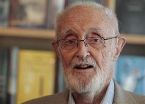 Muere José Luis Sampedro, el autor que mejor homenajeó al Alto Tajo