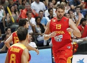 La ÑBA pierde ante Grecia y se complica la clasificación (79-75)
