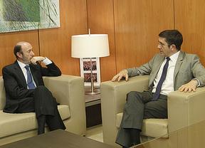 Así es el 'Modelo Euskadi' que Patxi López le ha expuesto a Rubalcaba