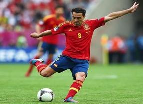 Xavi se recupera y podrá conducir a La Roja en el decisivo choque ante Francia
