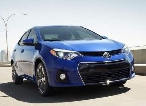 Toyota Corolla, el modelo más vendido en el mundo en 2013