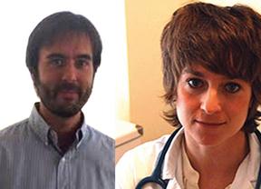 Gonzalo Rodríguez y Julia Sopeña: pediatría las 24 horas del día
