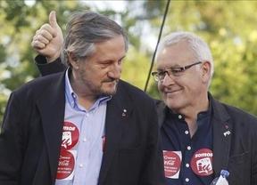Izquierda Unida se niega a ver a Podemos como su enemigo y confirma una alianza en el Parlamento Europeo
