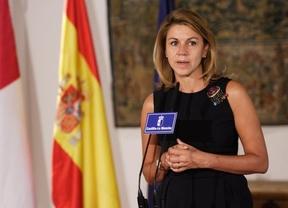 Cospedal se volverá a presentar a las Elecciones Autonómicas si el PP y los ciudadanos