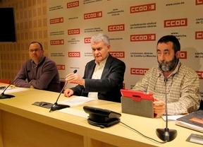CCOO prepara una alternativa para negociar con Geacam