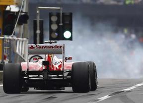 GP de Alemania: Alonso remonta hasta el sexto puesto tras una avería en los entrenamientos libres