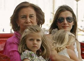 Por primera vez la Casa Real reconoce los sueldos de la Reina Sofía y la Princesa Letizia