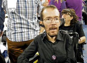Pablo Echenique cuestiona la pluralidad de los futuros órganos de Podemos