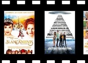 Julia Roberts regresa a los cines como la madrastra de 'Blancanieves'