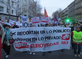 Premio al Compromiso para la Plataforma Eurovegas NO