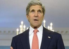 Kerry apremia a Rusia a trabajar por la liberación de los observadores de la OSCE