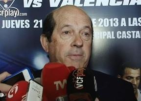 Manuel Llorente anuncia por sorpresa su dimisión como presidente del Valencia