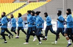 Liga de Campeones: el mejor Madrid en años teme más al frío y al césped que al CSKA