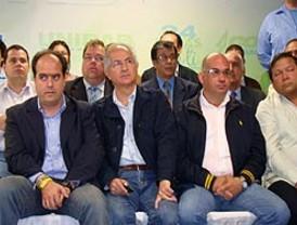 Ex presidentes de Bolivia y Perú participan en un foro de la SIP