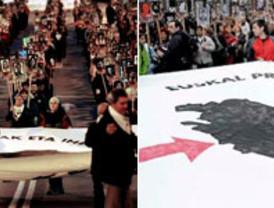 El mundo abertzale pide a ETA más compromiso en el rechazo de la violencia