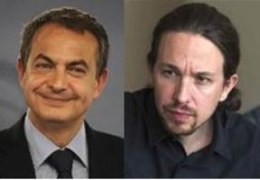 Pero ¿de veras hablaron de eso Bono, Zapatero y Pablo Iglesias?