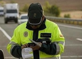 Las multas de tráfico aumentaron un 80% en años de crisis recaudando 29 millones de euros