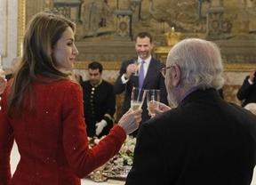 Los Príncipes de Asturias presidirán la entrega del Cervantes a Caballero Bonald