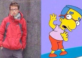 PP y Podemos se enzarzan en un duelo de memes de 'Los Simpson'