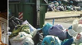 Madrid, ¿una capital basura?: podría llegar una huelga indefinida de recogida de residuos