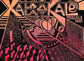Priscilla Band regalan dos entradas para su concierto de presentación de 'Xalala Kale'