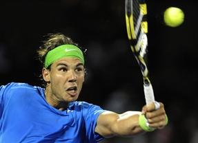 La rodilla izquierda de Nadal vuelve a fallar: no jugará ante Murray en el torneo de Miami