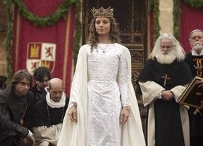 El rechazo de Barcelona a 'Isabel' degenera en bronca política