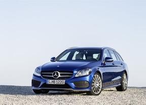 Mercedes-Benz lanzará en septiembre la versión familiar del Clase C