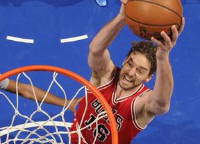 Pau no da la talla y los Cavaliers igualan la serie y complican los play-off a los Bulls
