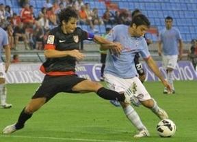 El Celta levanta el Trofeo Ciudad de Vigo tras vencer (1-0) al Atlético de Madrid