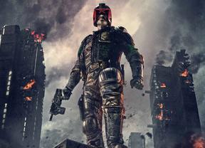 'Dredd': Acción y violencia sin aditivos