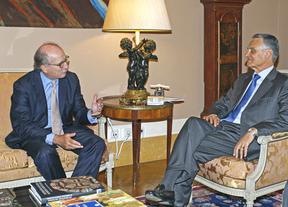 Antonio Brufau se reúne con el presidente de la República y el Primer Ministro de Portugal
