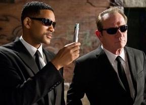 Men in Black 3 y Skyfall, las películas con más fallos de 2012