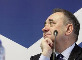 Alex Salmond, primer ministro de Escocia, dimite tras el no a la independencia
