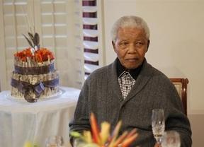 Mejoría dentro de la grave situación de salud de Mandela: ya respira por sí mismo