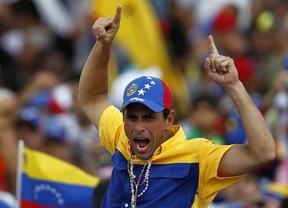 Capriles no se rinde: convoca movilizaciones toda la semana contra la proclamación de Maduro