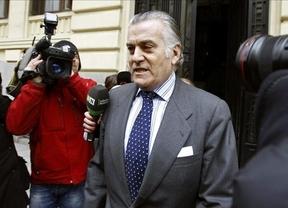 Bárcenas pide a Ruz que desbloquee 5.000 euros mensuales de sus cuentas para gastos comunes