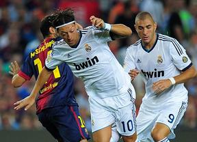 Valdés se 'viste' de blanco y regala un gol y muchas opciones a un Madrid inferior al Barça (3-2)